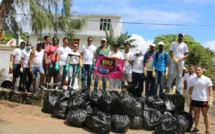 World cleanup day 2020 : Poudre D'Or Village, Riviere Du Rempart