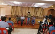 """Réunion Metro Express à Vacoas/Phoenix: Les autorités ainsi que Ganoo et Obeegadoo jouent à """"bourer mam"""""""