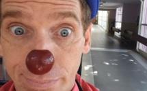 Yool le Clown qui égaye le quotidien des enfants en milieu hospitalier est de retour!