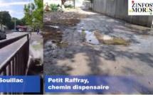 [Vidéo] L'impressionnant taux de fuite du réseau d'eau mauricien