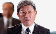 Le ministre des Affaires étrangères du Japon Toshimitsu Motegi à Maurice 12 au 13 décembre