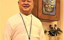 Le père Young Chen Yin nommé administrateur apostolique de Rodrigues