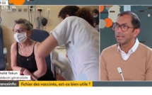 [Vidéo] Vaccination de la Covid-19, Khalil Takun, médecin généraliste s'exprime sur France Info