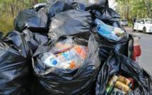 Nettoyage de la plage de Pomponette, les photos parlent d'elles-mêmes