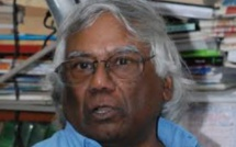 Et enter Harish Boodhoo : L'homme de Belle-Terre refait parler de lui