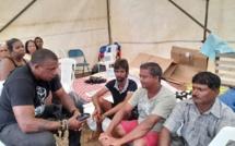 Manque de transports en commun dans la région de Saint-Hubert : grève de la faim depuis samedi