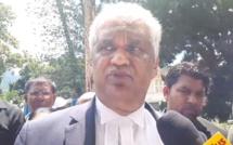 Rama Valayden à l'intention du CCID :  « Aret tourne le DPP en bourik »