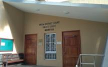 Incident en cour de Moka : Ni Roshi Badhain ni Dick Ng Sui Wa ne veulent aller de l'avant