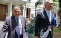 Naufrage du Wakashio : Alain Donat blâme le Covid