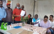 Fin de la grève de la faim des employés de la  Rose-Hill Transport