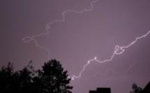 Dégradation de la météo : averses et orages ce soir