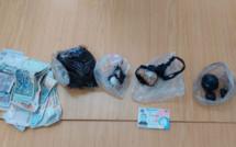 Rs 4,5 millions de drogue saisie à Ste-Croix : un suspect arrêté