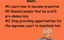 [Paul Lismore] If Pravind Jugnauth had any political intelligence, he would...Part II