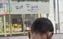 Les commerçants mauriciens manient l'humour sanitaire