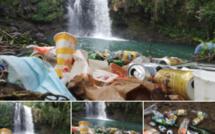 Moka : Les sauvages sont de retour à la cascade Minissy