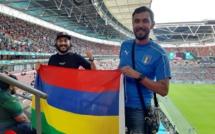 Euro : des Mauriciens dans le stade de Wembley à Londres