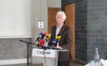 Bérenger annonce le rabibochage de l'opposition