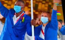 [Vidéo] JO-2020: la cérémonie d'ouverture des Jeux de Tokyo avec la délégation mauricienne