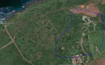 A Albion, une décharge sauvage repérée depuis Google