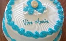 Recette : gâteau Marie à base de pâte d'amandes