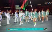 Jeux Paralympiques de Tokyo 2020 : La cérémonie d'ouverture avec la délégation mauricienne