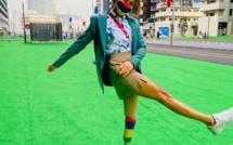 La championne nationale Noemi Alphonse lance un appel à la MBC depuis Tokyo