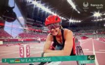 Jeux Paralympiques de Tokyo 2020 : Noemie Alphonse termine 7ème à la finale des 800 m