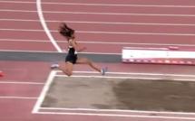 Jeux Paralympiques de Tokyo 2020 : Anaïs Angeline termine 7e en finale du saut en longueur (T37)