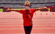 Jeux Paralympiques de Tokyo 2020 : Noemi Alphonse termine à la 10e place en finale du 1500m