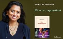 Prix Femina 2021 : Le roman « Rien ne t'appartient » de la Mauricienne Natacha Appanah sélectionné