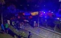 Accident à Vale : Collision avec un van, un motocycliste trouve la mort