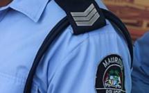 Un haut gradé de la police ciblé dans une enquête