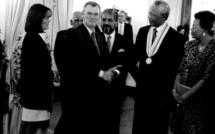Décès de Jacques Chasteau de Balyon, ancien ministre et ambassadeur de Maurice à Paris