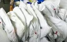 Casernes centrales : Rs 200 millions de drogues partent en fumée