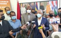 Pravind Jugnauth s'attaque frontalement à l'express