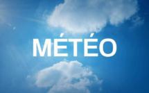 La météo du lundi 25 octobre 2021